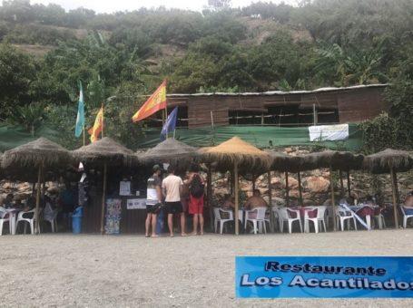 RESTAURANTE LOS ACANTILADOS